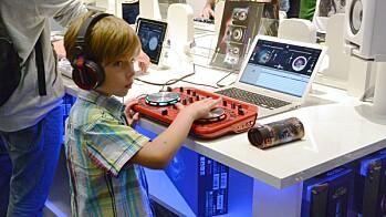 DJ-TAKTER FRA PIONEER