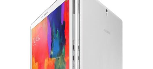 Samsung Galaxy NotePRO og TabPRO