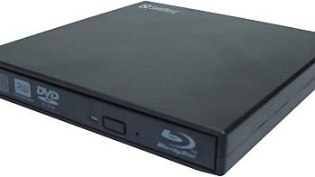 Sandberg USB Mini Blu-Ray Burner