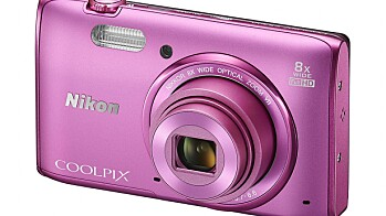 Nikon Coolpix S6800 og S5300