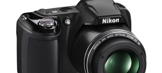 Nikon Coolpix L-serie