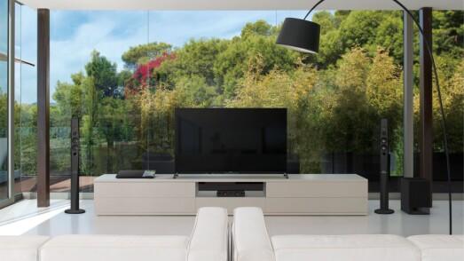 Sony BDV-N9200W, BDV-N7200W og BDV-NF7220 3D Blu-ray