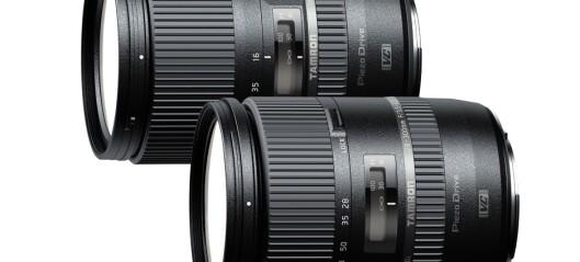 Tamron 16-300mm og 28-300mm zoom