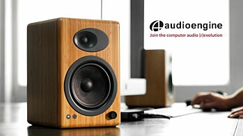 Audioengine 5+ Premium Powered Speaker System