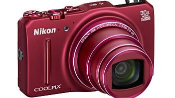 Nikon COOLPIX S9700 og COOLPIX S9600
