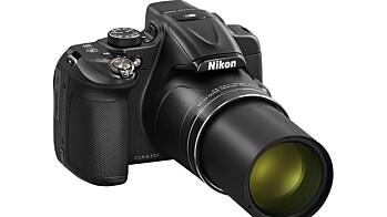 Nikon COOLPIX P600 og COOLPIX P530