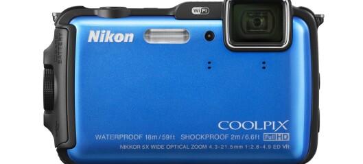 Nikon COOLPIX AW120 og COOLPIX S32