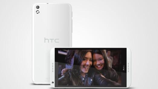 HTC Desire 816 og 610