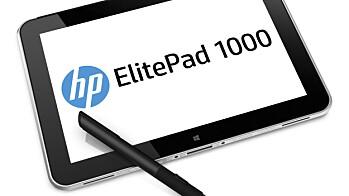 HP Elitepad 1000 og ProPad 600