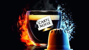 Carte Noire til Nespresso
