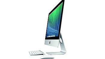 Apple iMac 21,5 tommer