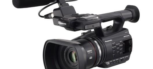 Panasonic AG-AC90A AVCCAM