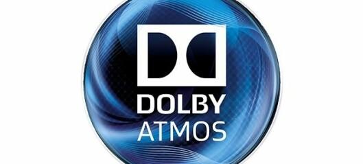 Onkyo Dolby Atmos lydsystem