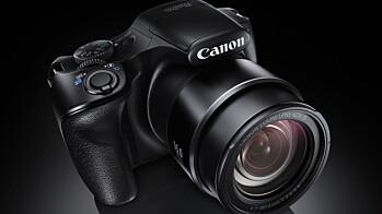 Canon PowerShot SX520 HS og PowerShot SX400 IS