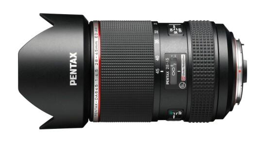 HD Pentax-DA645
