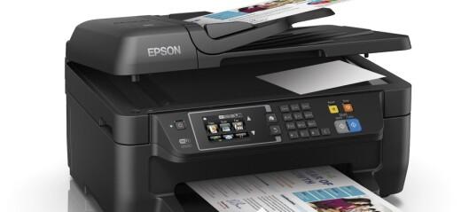 Epson WF-2600-serien