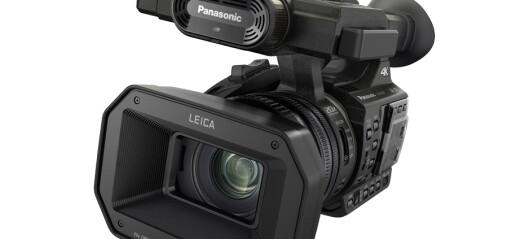 Panasonic HC-X1000 Ultra HD 4K