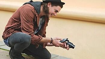 Sony Lens-Style kameraserie