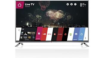 LG Smart TV+-serie