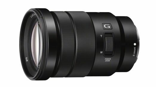 Sony SELP28135G og SEL1635Z