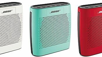 Bose Soundlink Color og Soundlink One-Ear