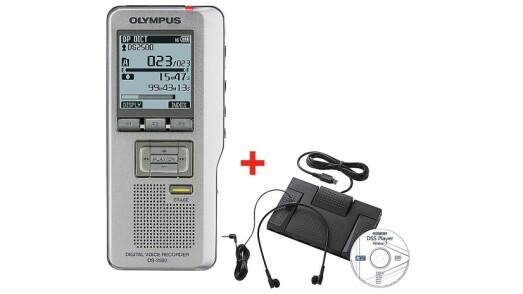 Olympus VN-733PC, WS-832 og DS-2500