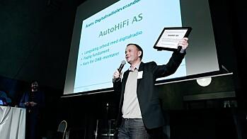AUTOHIFI ÅRETS RADIOLEVERANDØR
