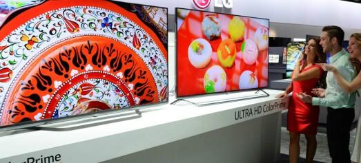 LG Quantum Dot-TV