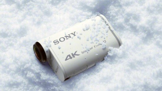 Sony FDR-X1000VR og HDR-AS200VR