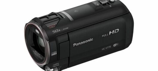 Panasonic HC-WX970, HC-VX870 og HC-V770
