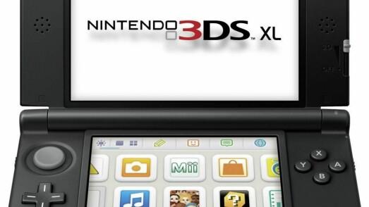 Nintendo 3DS og 3DS XL