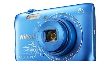 Nikon COOLPIX S3700, S2900 og L31
