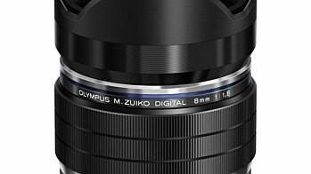 Olympus M.ZUIKO DIGITAL ED 8 mm Fisheye 1:1.8 PRO