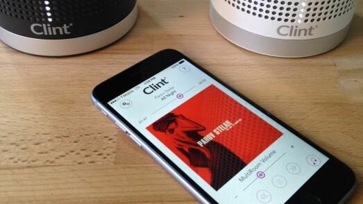 Clint Digital Asgard med Spotify Connect i Fullt Multiroom