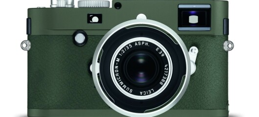 Leica M-P Set Safari