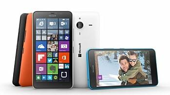 Microsoft Lumia 640 og Lumia 640 XL