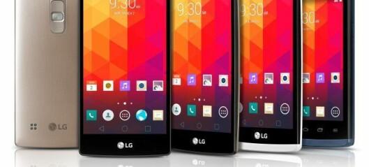 LG Spirit, Leon og Joy