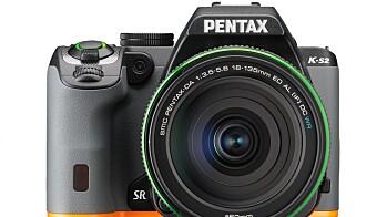 Pentax K-S2, DA L 18-50mm, AF 201 FG og Ricoh WG-5 GPS