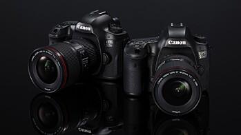 Canon EOS 760D og EOS 750D