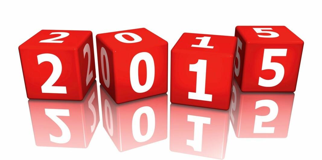 BRANSJEOPTIMISME FOR 2015