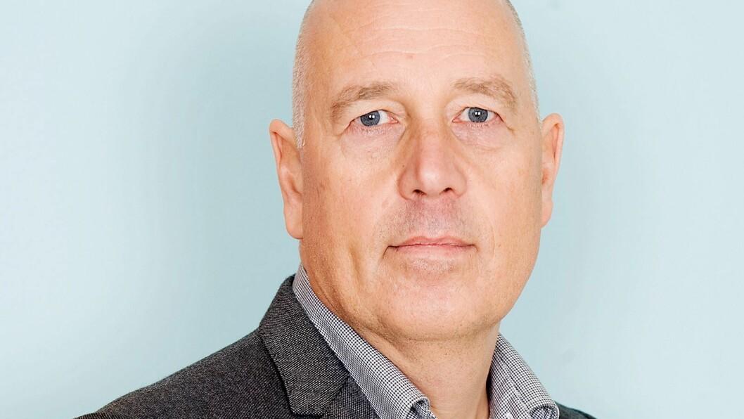 Gudbrand Guthus, direktør for konsesjon og tilsyn i Medietilsynet. Foto: Medietilsynet.