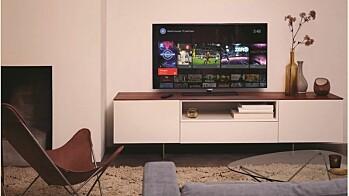 Philips Smart TV med Lollipop