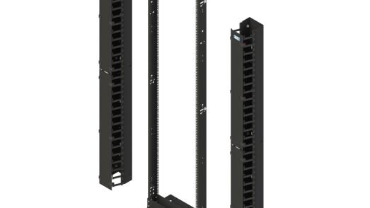 Eaton RE-serie 2-post rack