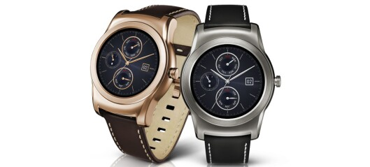 LG Watch Urbane med Android Wear