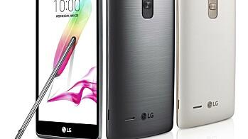 LG G4 Stylus og LG G4c