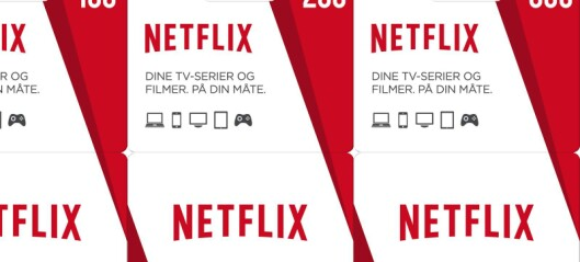 Netflix-kortet