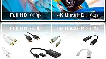 Sandberg 4K-standard