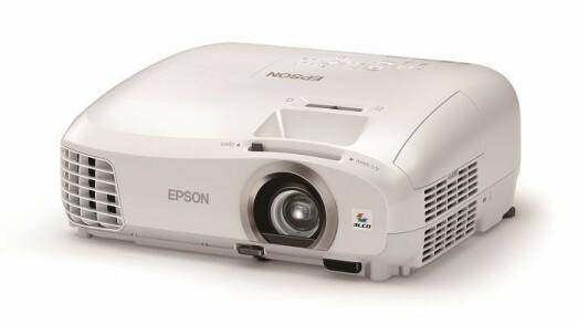 Epson EH-TW5350, EH-TW5300 og EH-TW5210