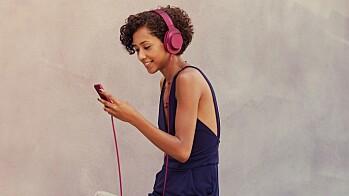 Sony h.ear- og Walkman NW-A25HN