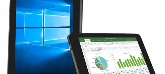 Dell Venue 8 Pro 5000 og Venue 10 Pro 5000